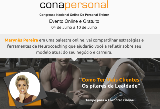 personal trainer julho